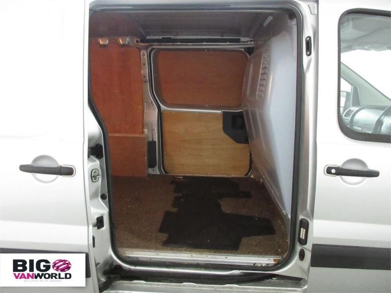 CITROEN DISPATCH 1000 HDI 90 L1 H1 ENTERPRISE SWB LOW ROOF - 7976 - 14