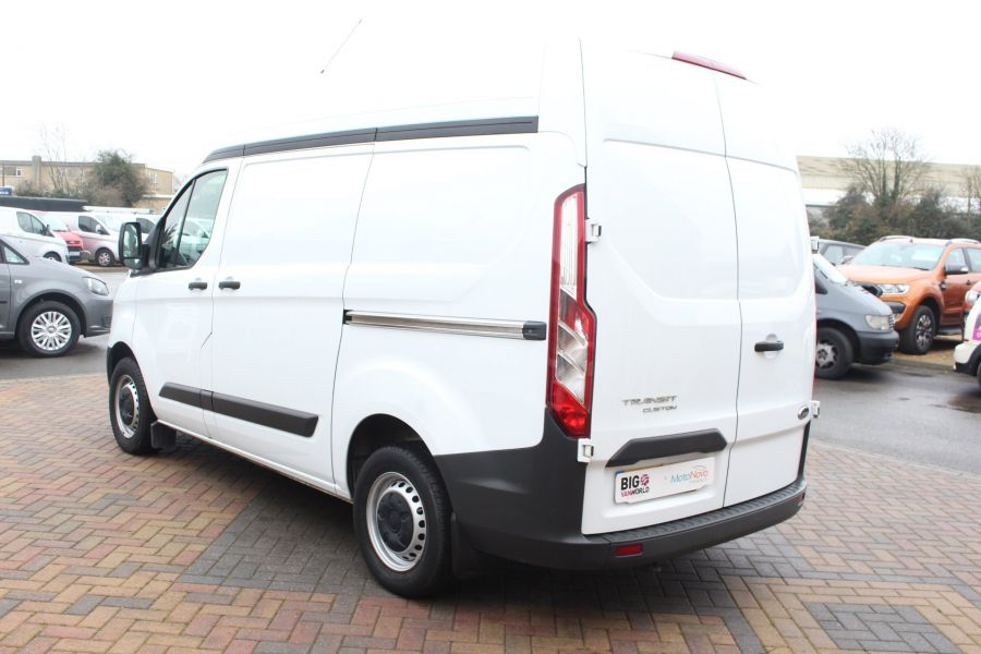 FORD TRANSIT CUSTOM 270 TDCI 100 L1 H2 SWB HIGH ROOF FWD - 6966 - 7