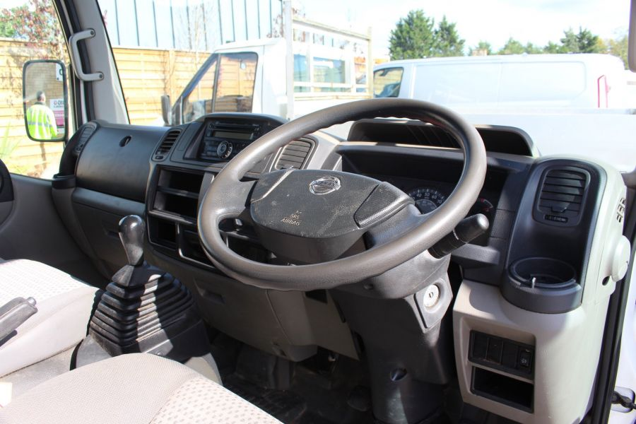 NISSAN CABSTAR 34.12 DCI 121 SWB ALLOY DROPSIDE - 6795 - 12