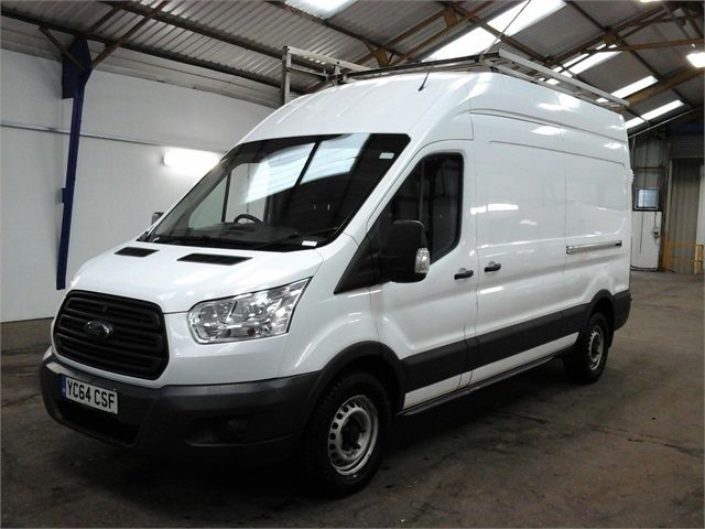 FORD TRANSIT 350 TDCI 125 L3 H3 LWB HIGH ROOF FWD - 6987 - 4