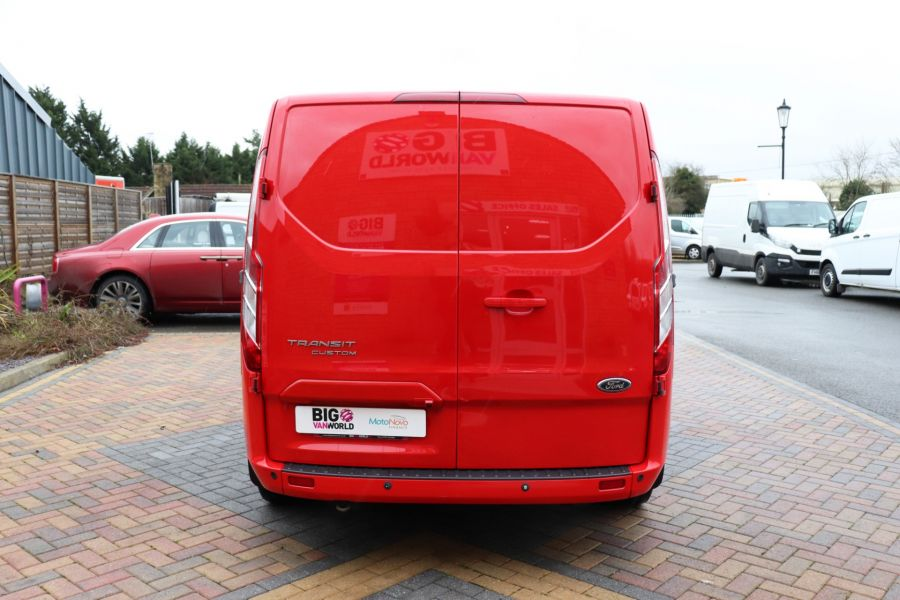 FORD TRANSIT CUSTOM 290 TDCI 125 L1H1 LIMITED SWB LOW ROOF FWD - 12045 - 9