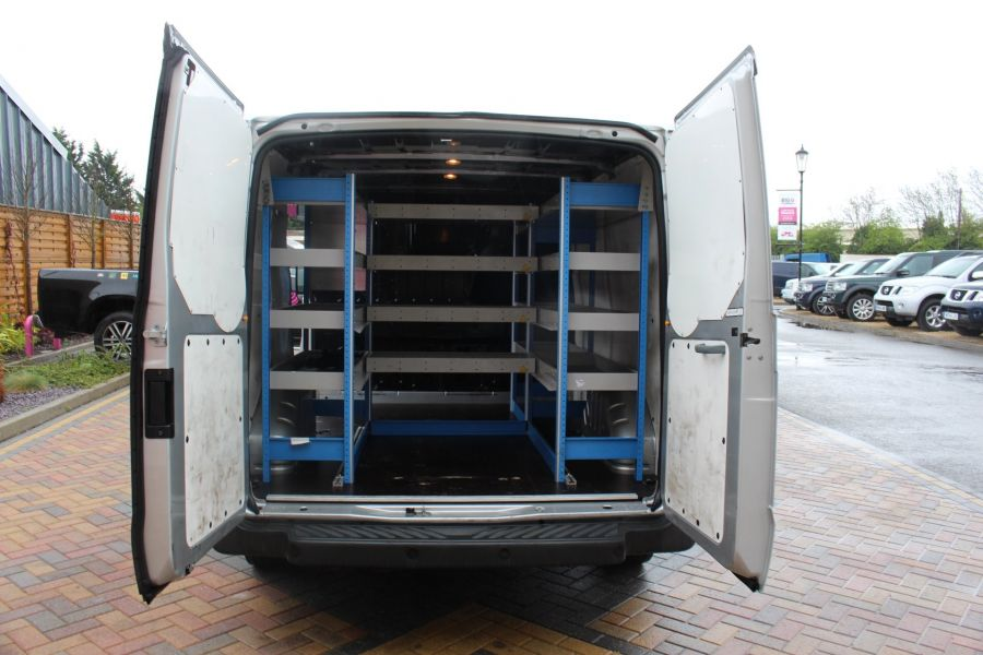 FORD TRANSIT 260 TDCI 100 TREND SWB LOW ROOF FWD - 7515 - 20