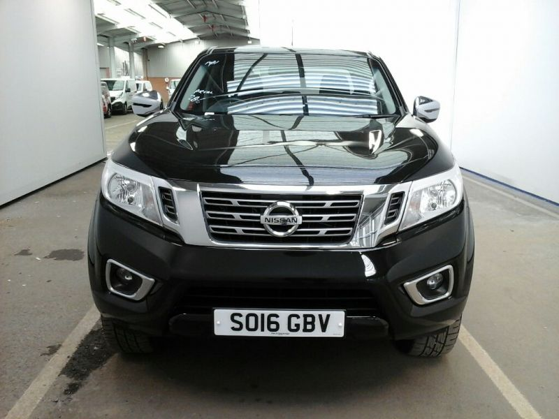 NISSAN NAVARA DCI 190 N-CONNECTA 4X4 DOUBLE CAB - 9734 - 4