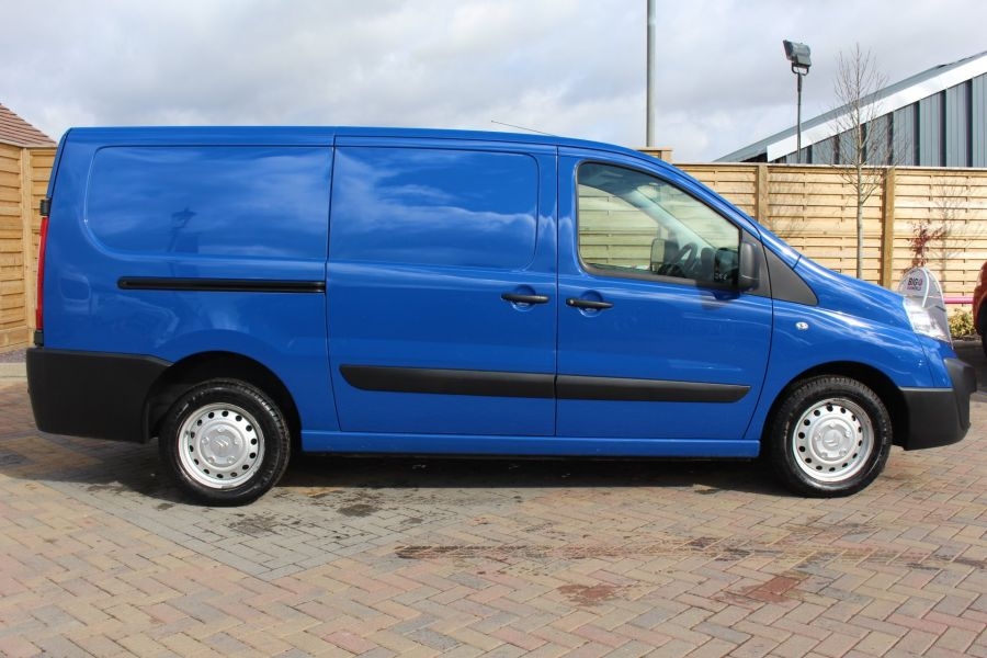 CITROEN DISPATCH 1200 HDI 125 L2 H1 ENTERPRISE LWB LOW ROOF - 7340 - 4