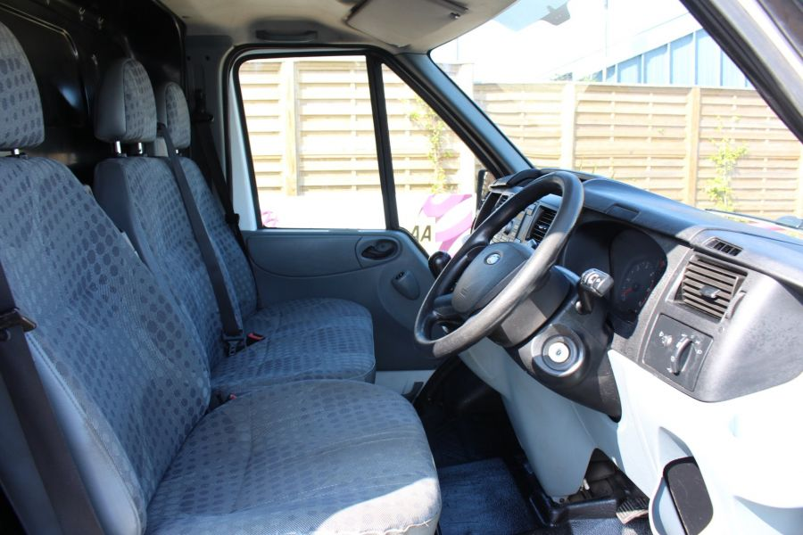 FORD TRANSIT 260 TDCI 85 SWB LOW ROOF FWD - 8235 - 10