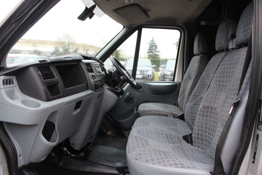 FORD TRANSIT 280 TDCI 110 LWB SEMI HIGH ROOF - 7121 - 15
