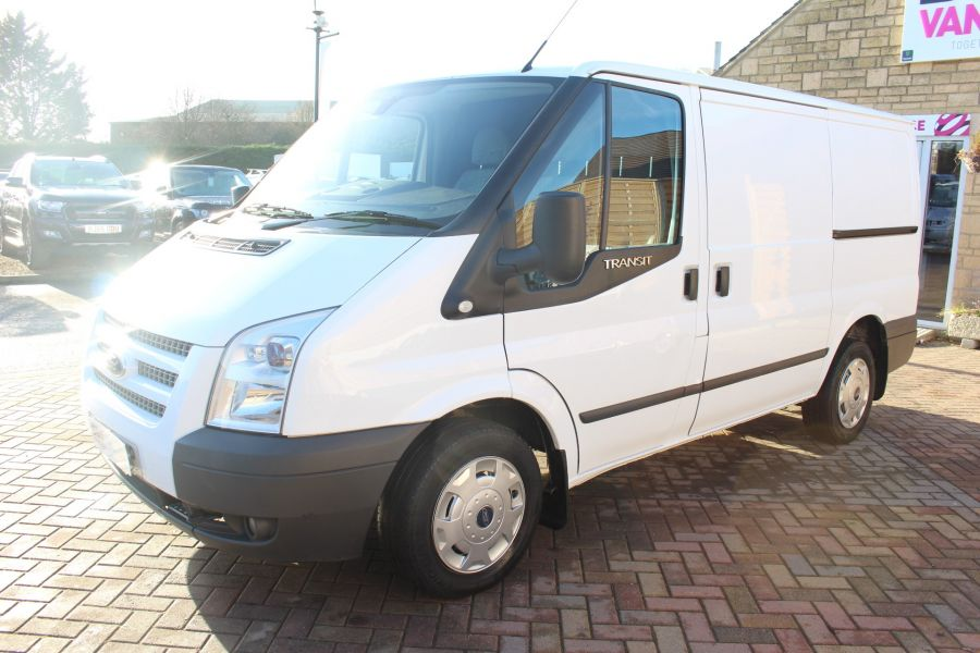 FORD TRANSIT 280 TDCI 125 TREND SWB LOW ROOF FWD - 7044 - 8