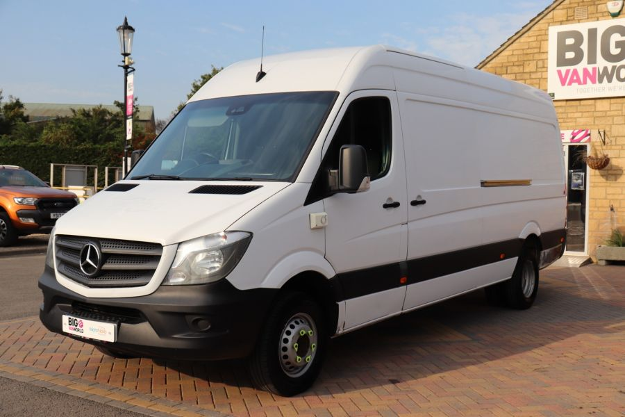 MERCEDES SPRINTER 513 CDI 129 LWB HIGH ROOF DRW - 11183 - 9