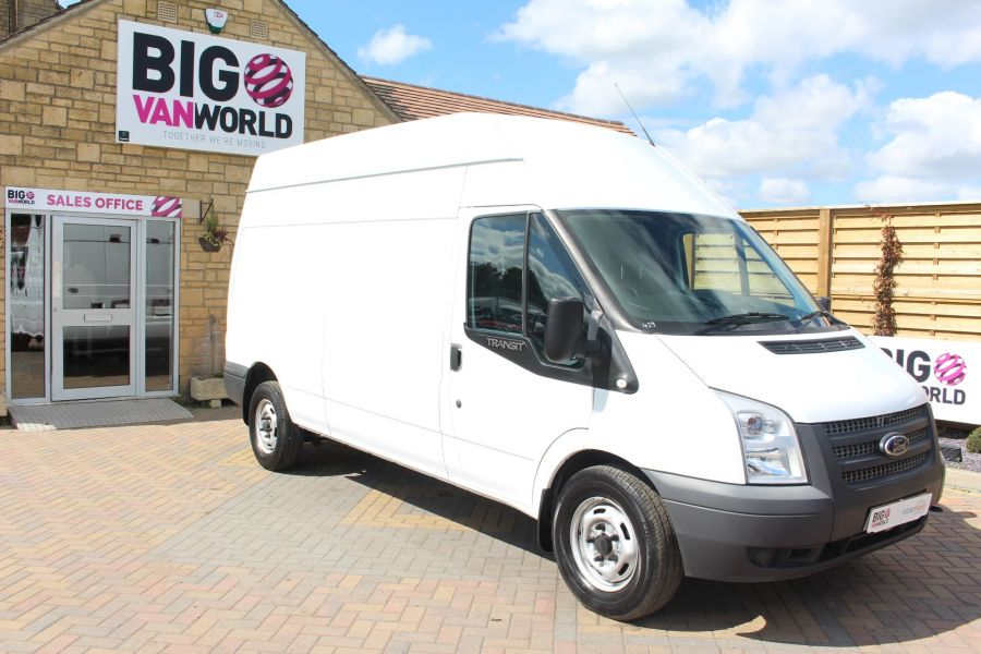 FORD TRANSIT 350 TDCI 125 LWB HIGH ROOF FWD - 6614 - 2