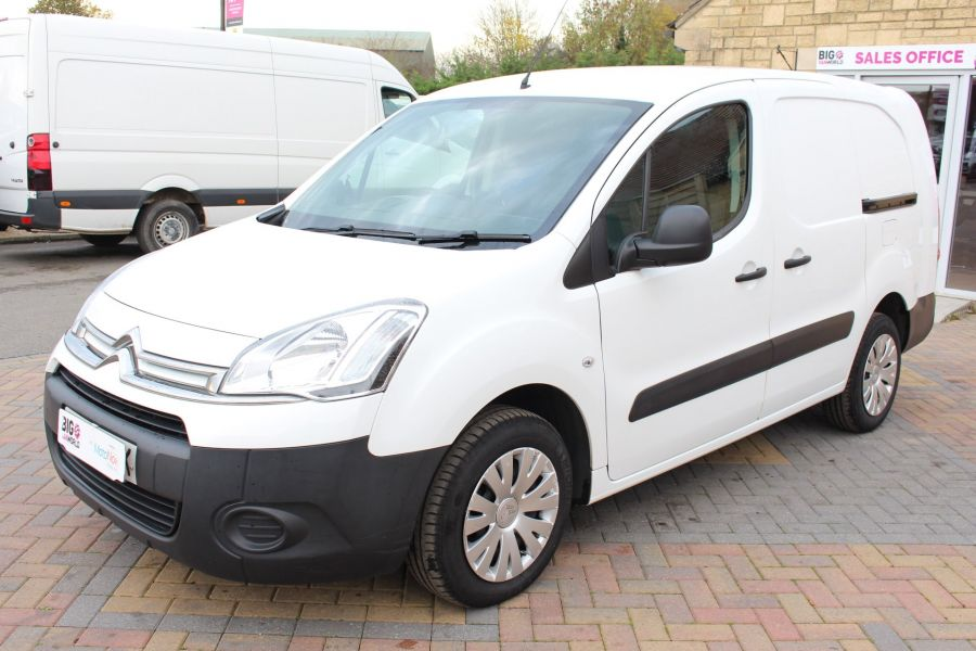 CITROEN BERLINGO 750 HDI 90 L2 H1 LX LWB LOW ROOF - 8454 - 8