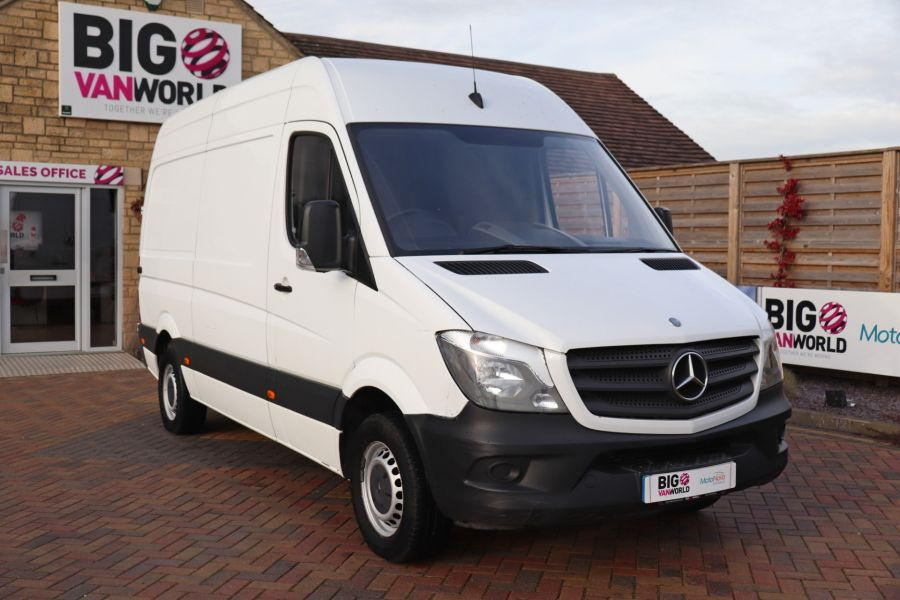 MERCEDES SPRINTER 314 CDI 140 MWB HIGH ROOF - 12097 - 6