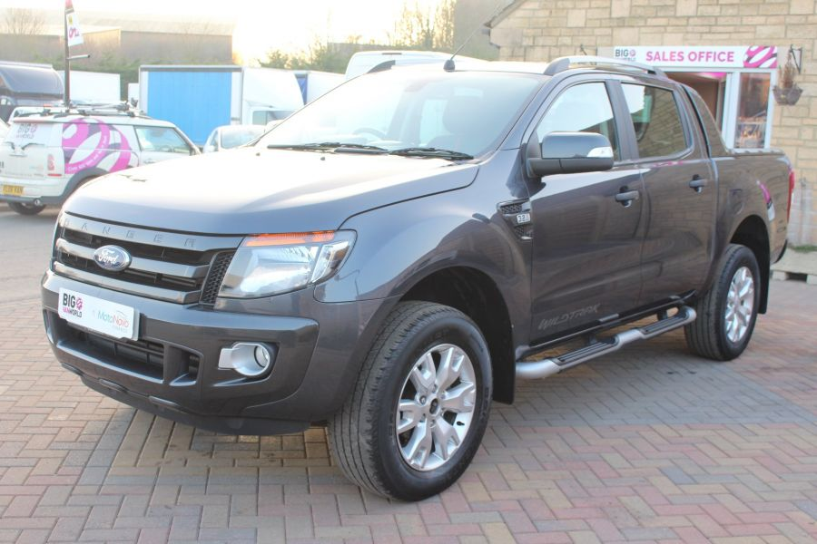FORD RANGER WILDTRAK 4X4 TDCI 197 DOUBLE CAB - 7356 - 8
