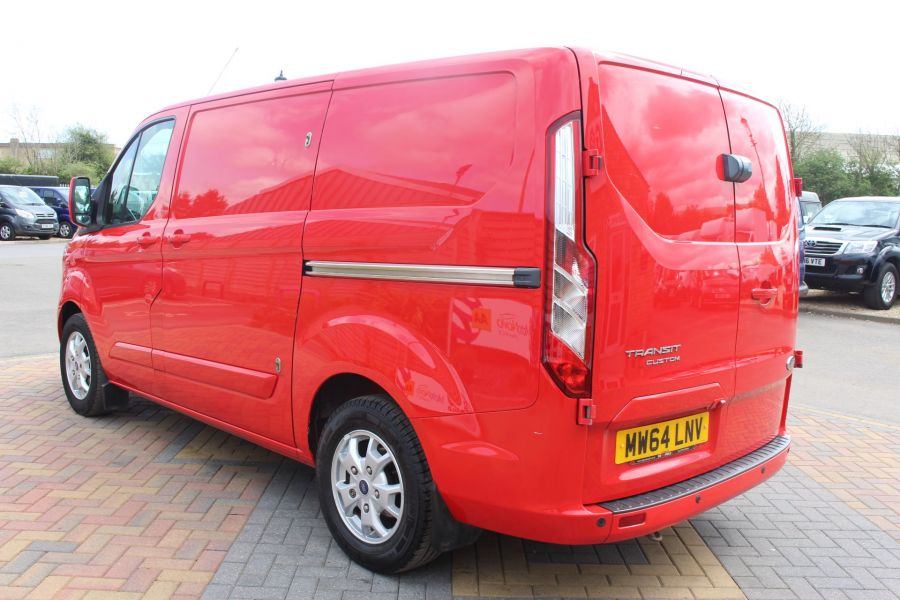 FORD TRANSIT CUSTOM 290 TDCI 125 L1 H1 LIMITED SWB LOW ROOF FWD - 9116 - 7