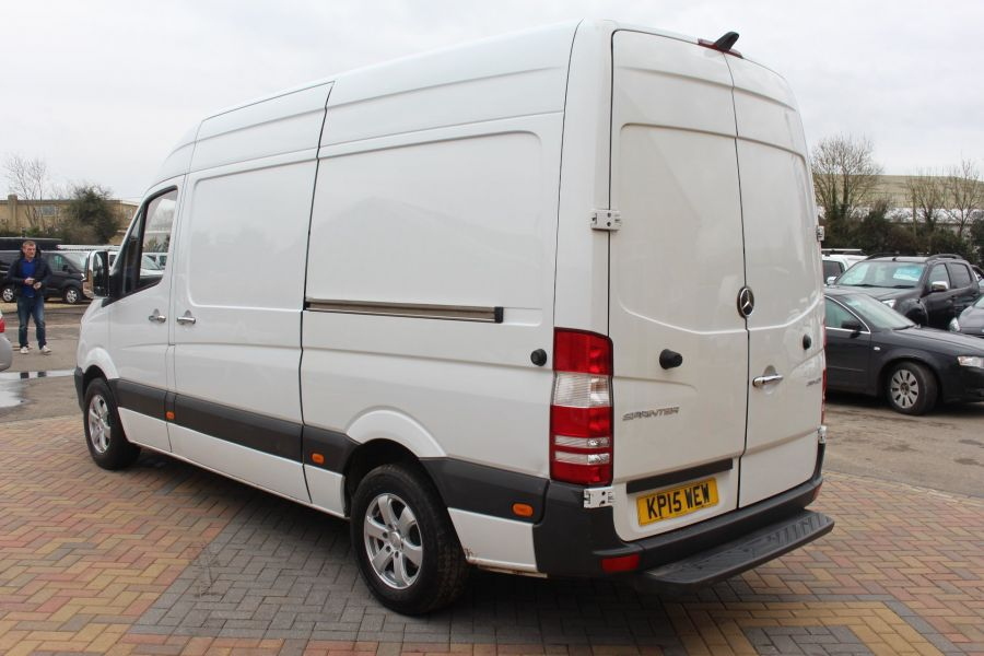 MERCEDES SPRINTER 313 CDI MWB HIGH ROOF - 7486 - 7