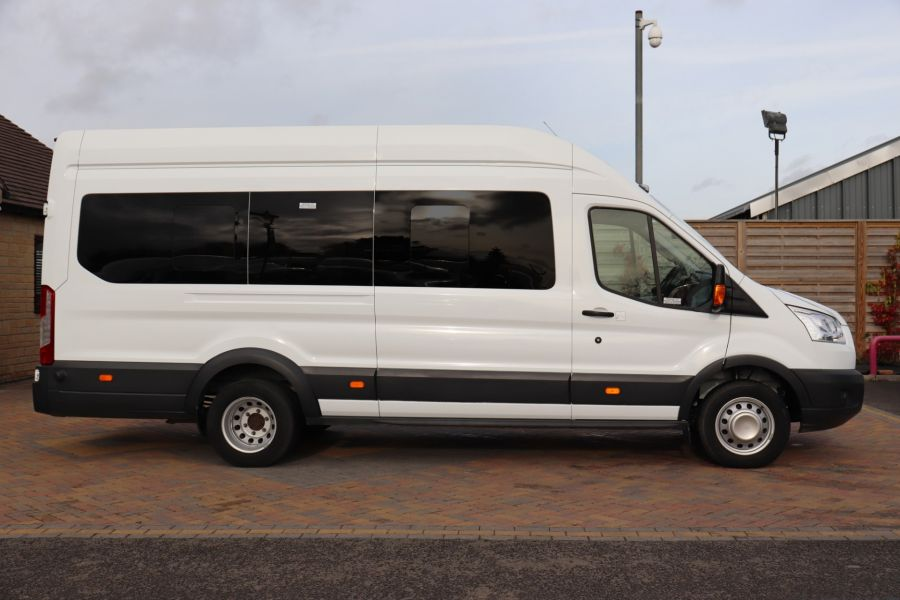 FORD TRANSIT 460 TDCI 155 L4H3 TREND 17 SEAT BUS HIGH ROOF DRW RWD - 11807 - 7