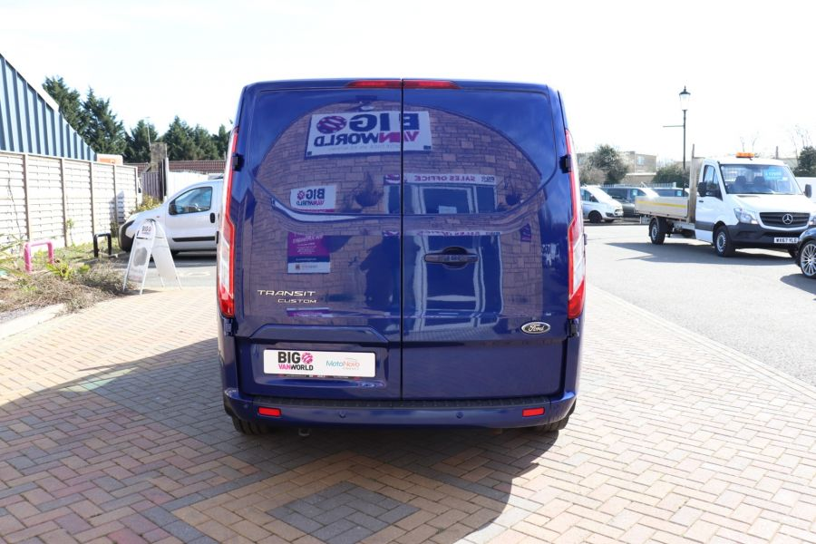 FORD TRANSIT CUSTOM 310 TDCI 130 L1H1 LIMITED DOUBLE CAB 6 SEAT CREW VAN FWD - 10553 - 6