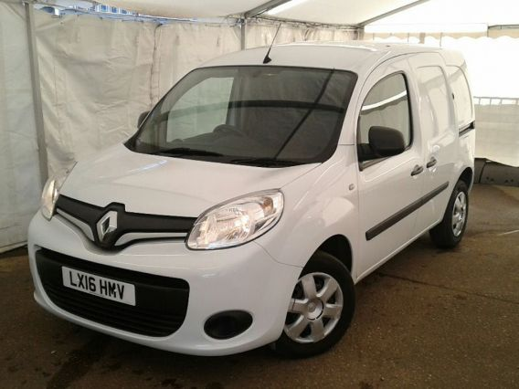 Used RENAULT KANGOO in Used Vans Swindon for sale