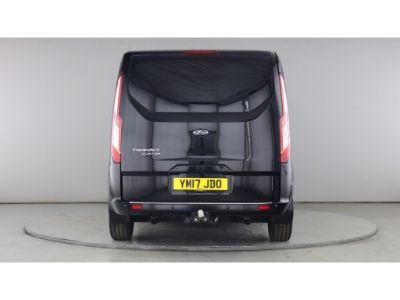 FORD TRANSIT CUSTOM 310 TDCI 130 L2H1 LIMITED DOUBLE CAB 6 SEAT CREW VAN LWB LOW ROOF - 11097 - 5