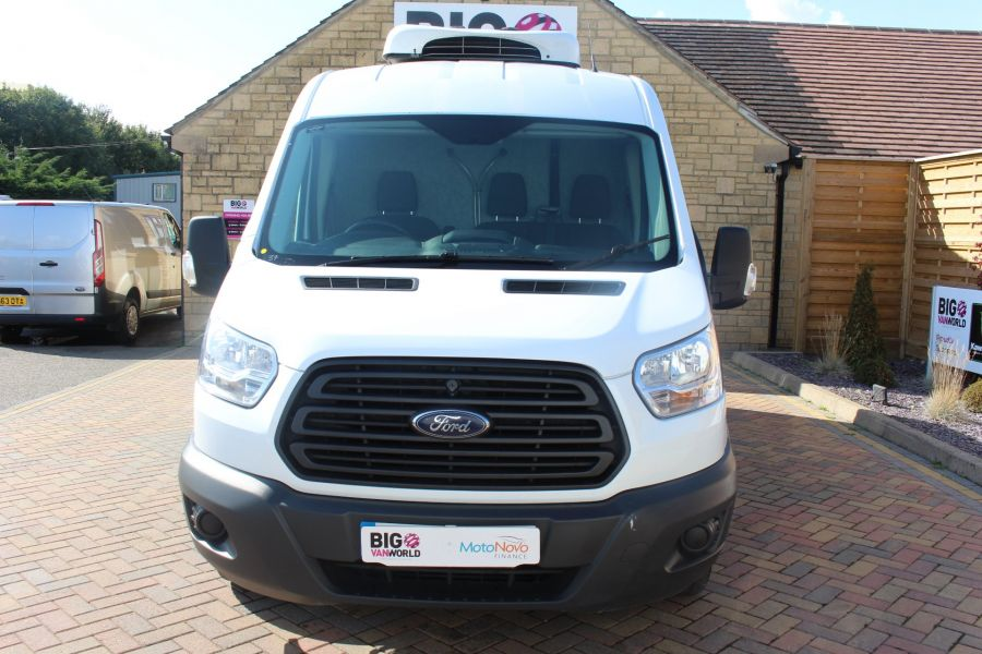 FORD TRANSIT 310 TDCI 125 L3 H2 FRIDGE LWB MEDIUM ROOF FWD - 6626 - 9