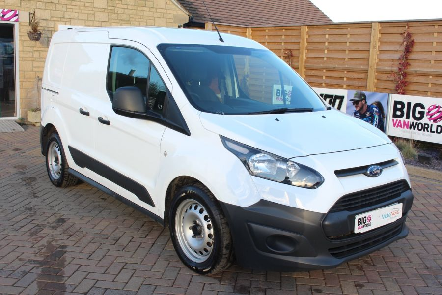 FORD TRANSIT CONNECT 220 TDCI 75 L1 H1 DOUBLE CAB 5 SEAT CREW VAN - 7184 - 3
