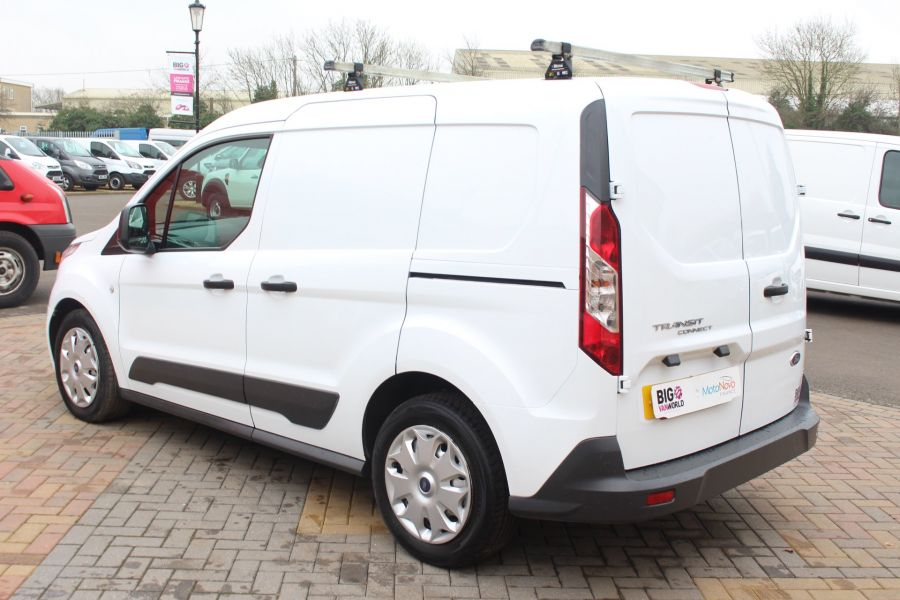 FORD TRANSIT CONNECT 200 TDCI 95 L1 H1 TREND SWB LOW ROOF - 6989 - 7