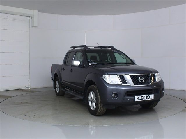 NISSAN NAVARA DCI 190 TEKNA CONNECT 4X4 DOUBLE CAB - 7078 - 1