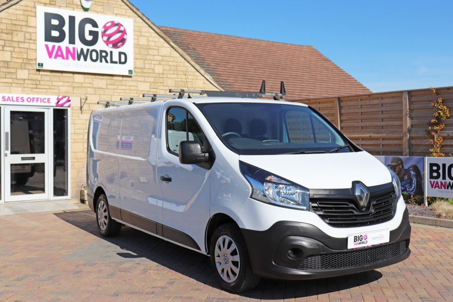 RENAULT TRAFIC LL29 DCI 115 BUSINESS LWB LOW ROOF - 9391 - 2