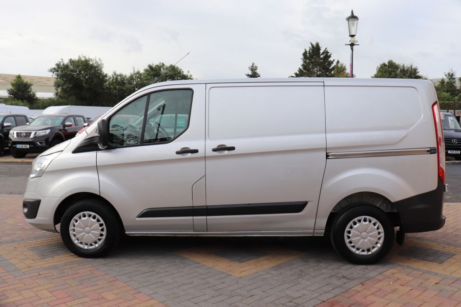FORD TRANSIT CUSTOM 270 TDCI 100 L1 H1 TREND SWB LOW ROOF FWD - 9455 - 8