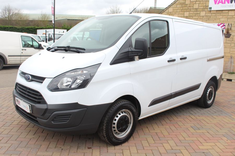 FORD TRANSIT CUSTOM 290 TDCI 100 L1 H1 SWB LOW ROOF FWD - 7201 - 8