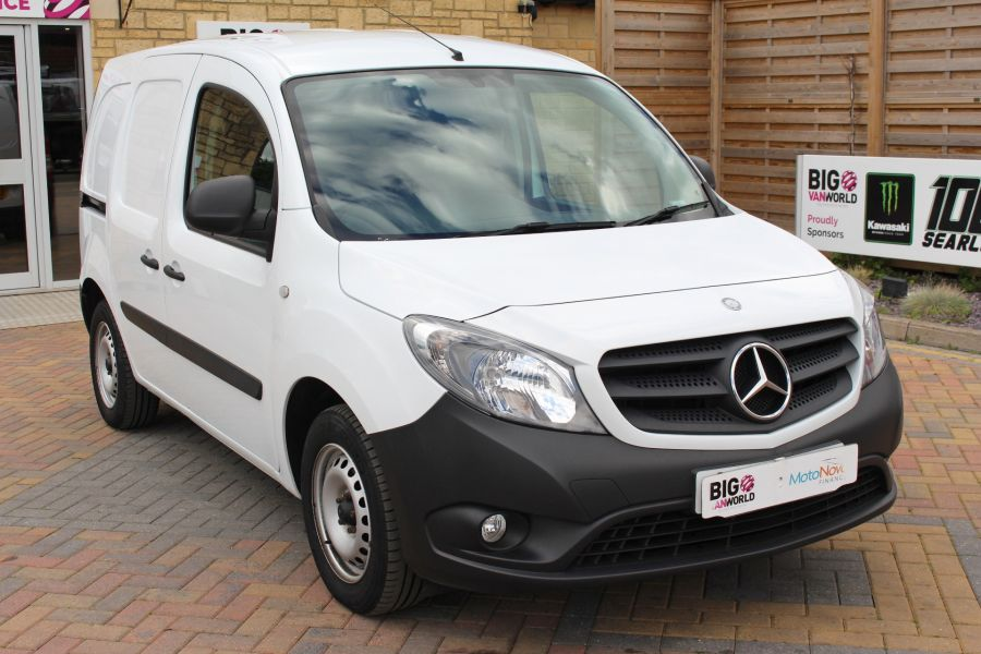 MERCEDES CITAN 109 CDI 90 LWB LOW ROOF - 9392 - 3