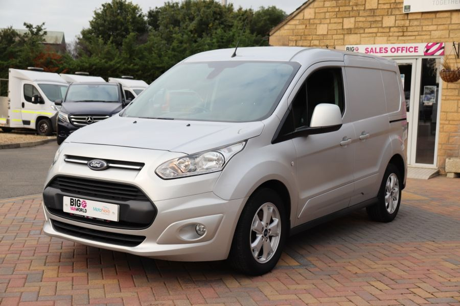 FORD TRANSIT CONNECT 200 TDCI 120 L1H1 LIMITED SWB LOW ROOF - 11222 - 10