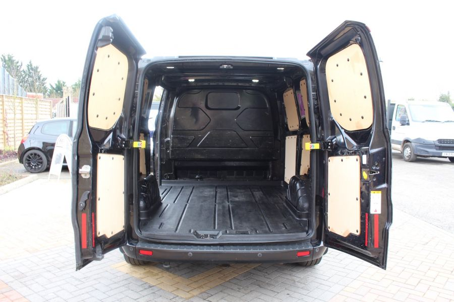 FORD TRANSIT CUSTOM 270 TDCI 155 L1 H1 LIMITED SWB LOW ROOF FWD - 7564 - 21