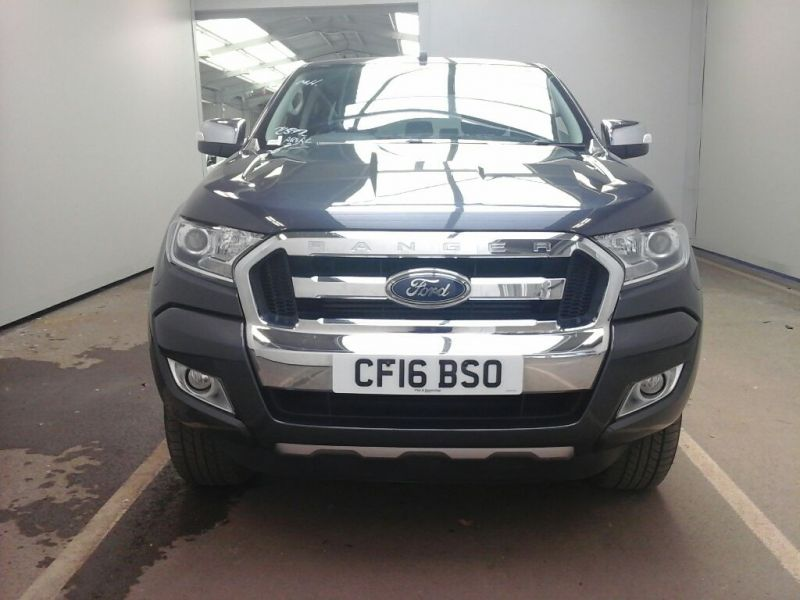 FORD RANGER TDCI 200 LIMITED 4X4 DOUBLE CAB WITH ROLL'N'LOCK TOP - 9855 - 2