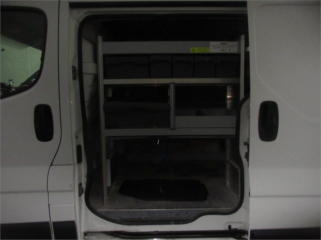 RENAULT TRAFIC LH29 DCI 115 LWB HIGH ROOF - 7432 - 14