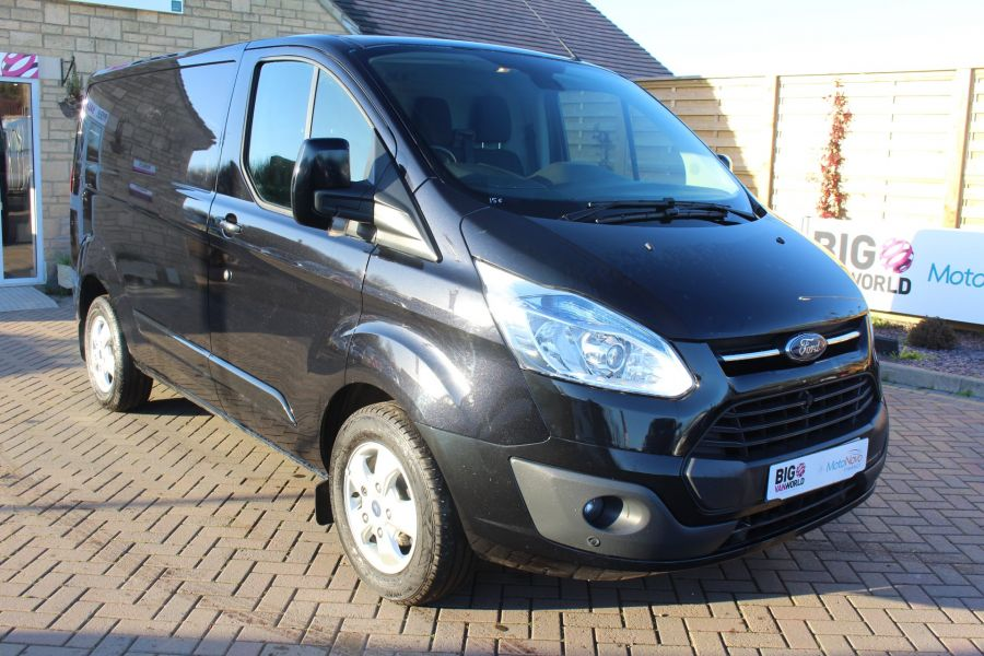 FORD TRANSIT CUSTOM 290 TDCI 125 L1 H1 LIMITED SWB LOW ROOF FWD - 6984 - 3
