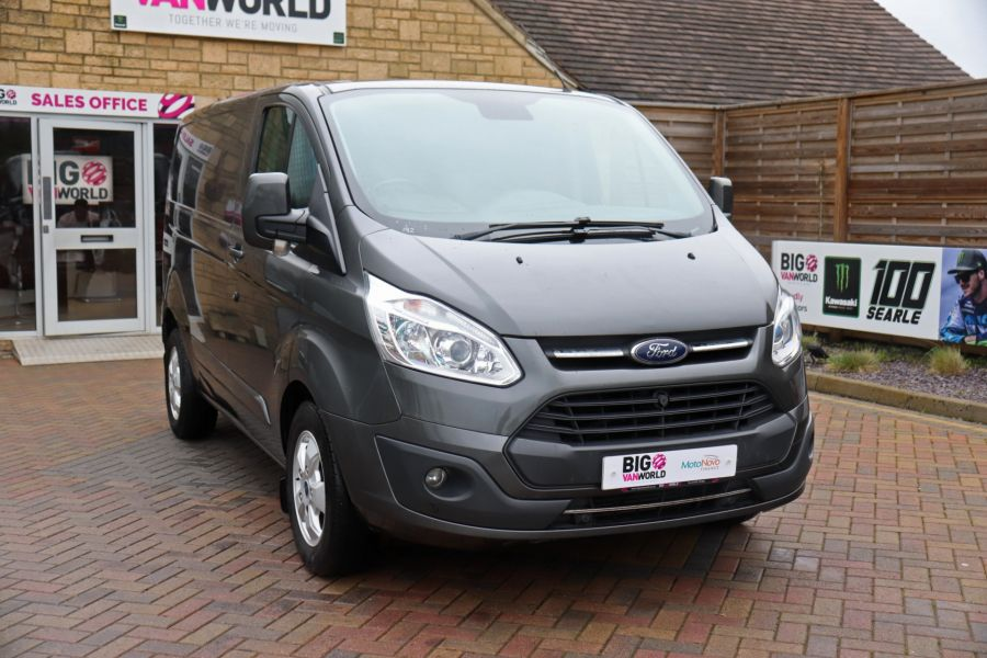 FORD TRANSIT CUSTOM 290 TDCI 170 L1H1 LIMITED SWB LOW ROOF FWD - 10514 - 4