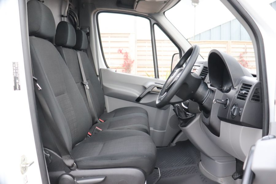 MERCEDES SPRINTER 314 CDI 140 MWB HIGH ROOF FRIDGE VAN - 12025 - 15