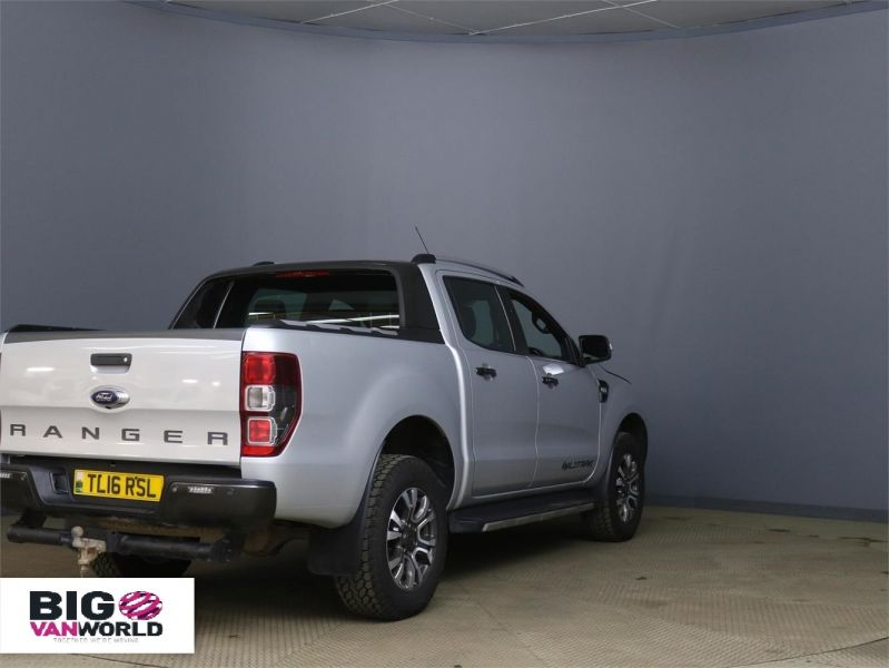FORD RANGER WILDTRAK TDCI 200 4X4 DOUBLE CAB - 9529 - 2