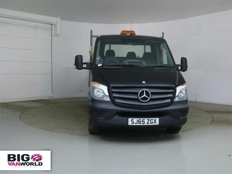 MERCEDES SPRINTER 313 CDI 129 LWB ALLOY DROPSIDE WITH TAIL LIFT - 8886 - 6