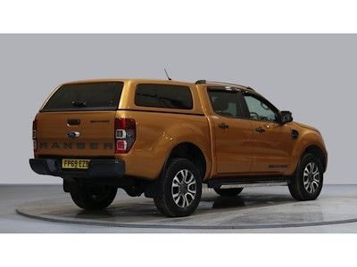 FORD RANGER WILDTRAK 2.0 ECOBLUE 213 4X4 DOUBLE CAB WITH TRUCKMAN TOP - 11613 - 4