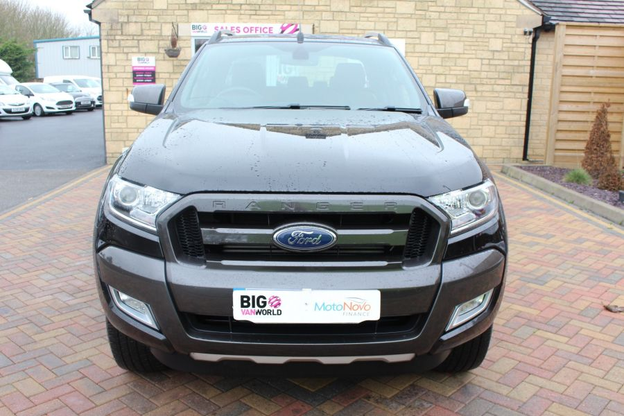 FORD RANGER WILDTRAK TDCI 200 4X4 DOUBLE CAB - 7524 - 9