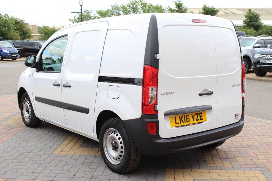 MERCEDES CITAN 109 CDI 90 LWB LOW ROOF - 9392 - 7