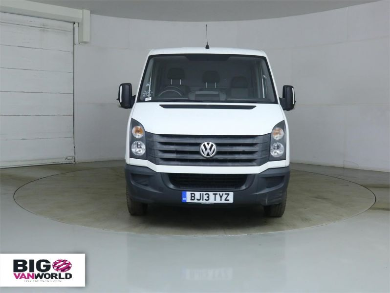 VOLKSWAGEN CRAFTER CR30 TDI 109 SWB LOW ROOF - 8938 - 6