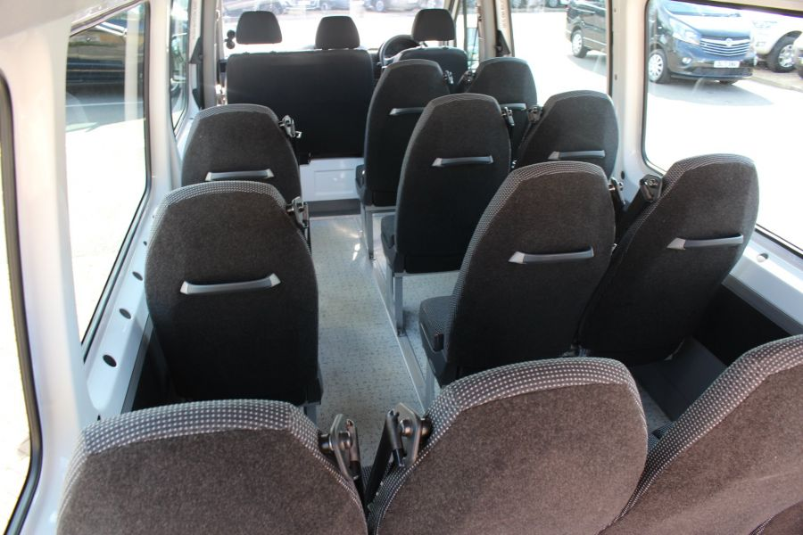 MERCEDES SPRINTER 316 CDI 163 TRAVELINER LWB 15 SEAT BUS HIGH ROOF - 8106 - 28
