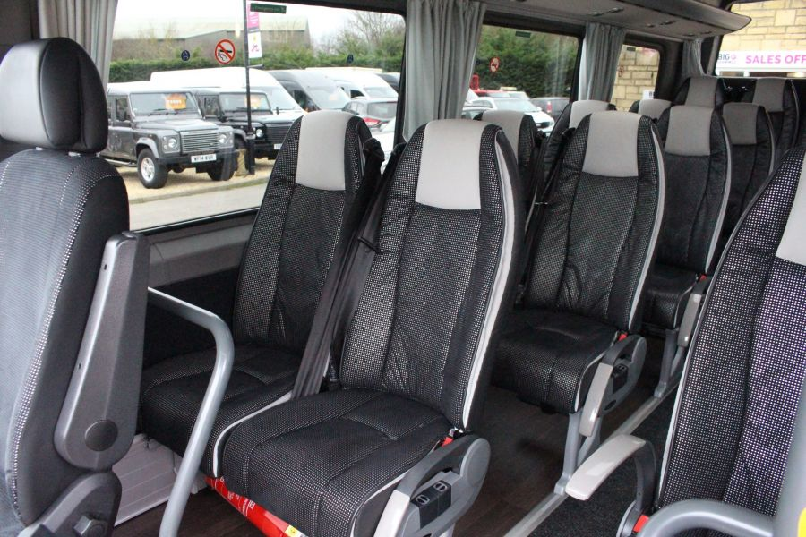 MERCEDES SPRINTER 516 TRAVEL 45 XLWB 16 SEAT SINGLE DECK COACH - 8762 - 14