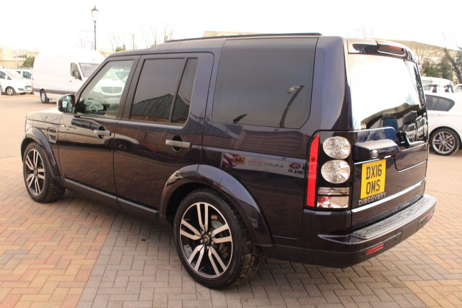 LAND ROVER DISCOVERY 3.0 SDV6 COMMERCIAL SE 255 BHP - 7303 - 7