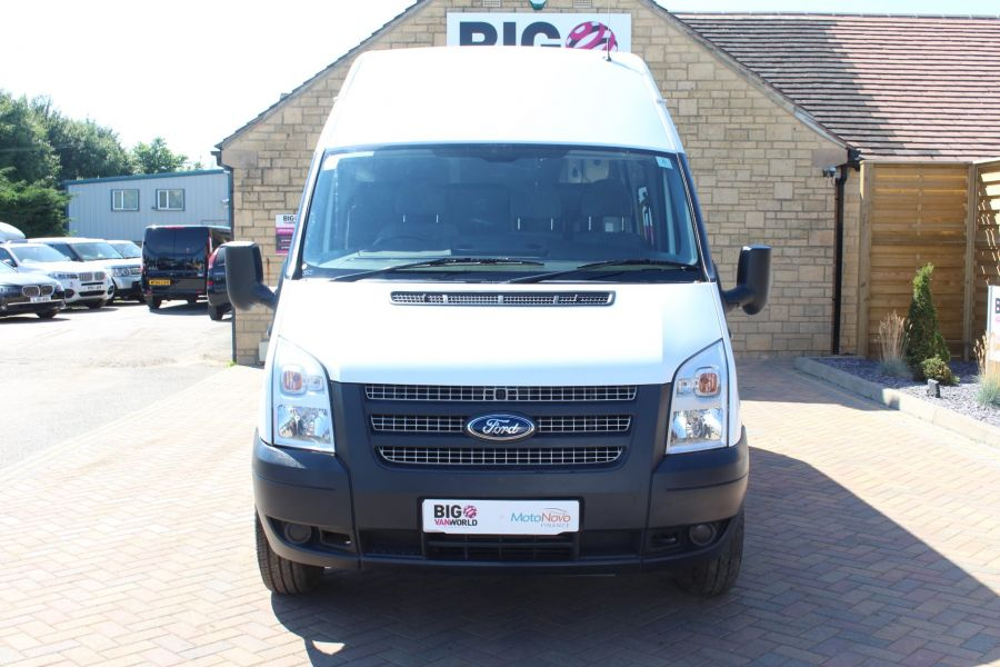 FORD TRANSIT 350 TDCI LWB HIGH ROOF 8 SEAT MESS UNIT - 6097 - 8