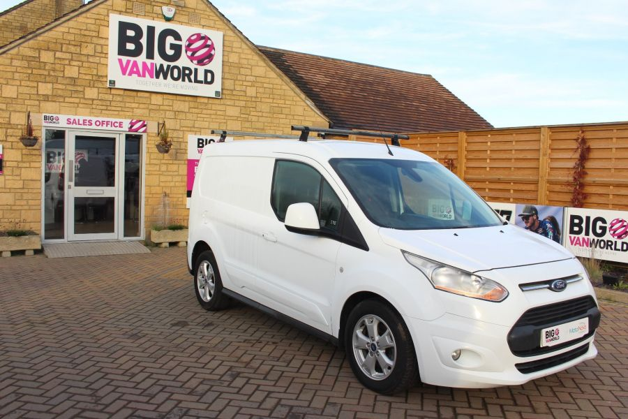 FORD TRANSIT CONNECT 200 TDCI 115 L1 H1 LIMITED SWB LOW ROOF - 6964 - 2