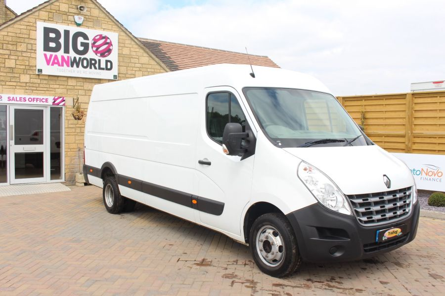 RENAULT MASTER LM35 DCI 150 XLWB MEDIUM ROOF - 5556 - 2