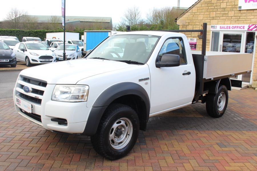 FORD RANGER 4X4 TDCI REGULAR CAB ALLOY TIPPER - 7054 - 16